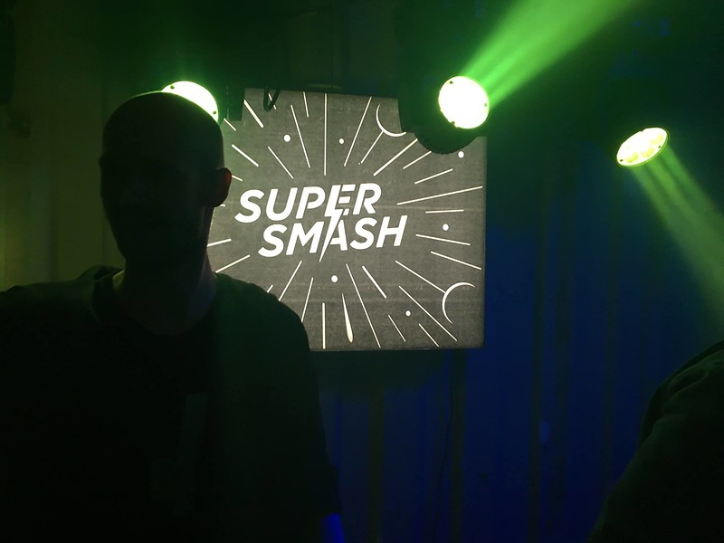 Supersmash Summer DAY Party w/ Bodywork at The Volunteer Tavern