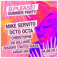 Bitch, Please! Summer Party in Bristol