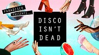 Disco Isn't Dead (Day & Night Party) with ∆dmin in Bristol