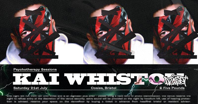 PTS w/ Kai Whiston at Cosies