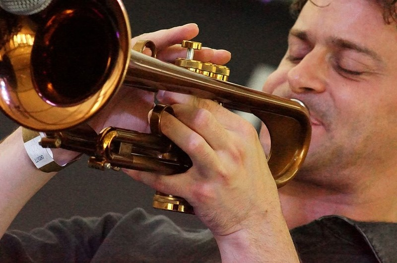 NICK MALCOLM & OLIE BRICE QUARTET at Fringe Jazz