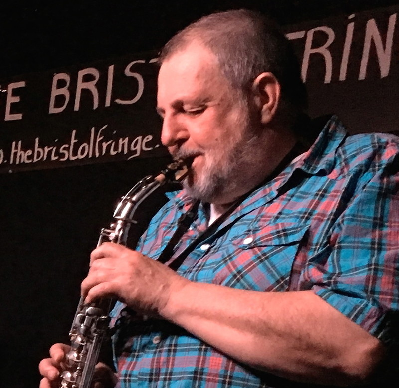 NICK MALCOLM & OLIE BRICE QUARTET in Bristol 2018