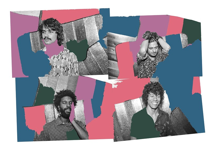 Boogarins // TBA // Agarimo at Crofters Rights