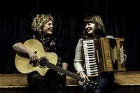 Mairearad Green & Anna Massie in Bristol