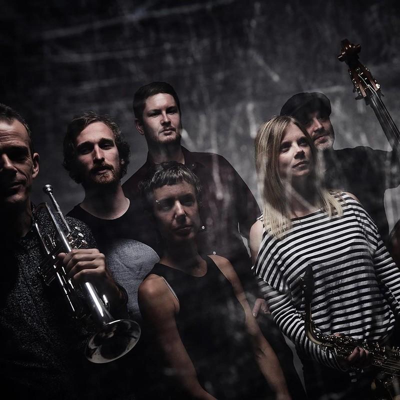 Dakhla Brass ('Mumur' Album Launch) + Spindle Ense at The Wardrobe Theatre