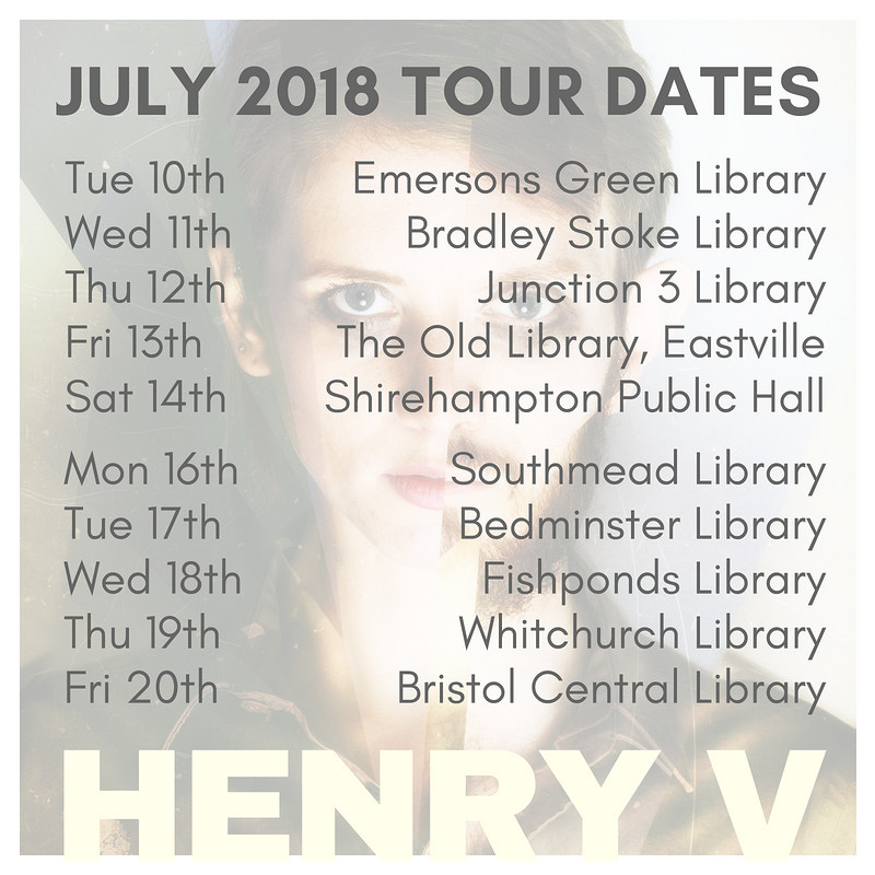 Henry V at Emersons Green Library
