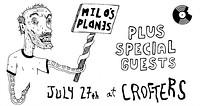 Breakfast Records presents: Milo's Planes in Bristol