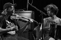 Tom Moore & Archie Churchill-Moss in Bristol