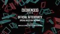 Sequences official afterparty 2018 in Bristol