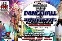 Dancehall meets Afrobeats - End of Summer Party in Bristol