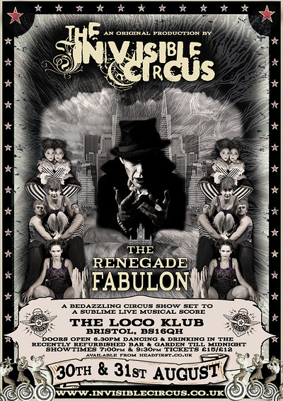 The Renegade Fabulon tickets