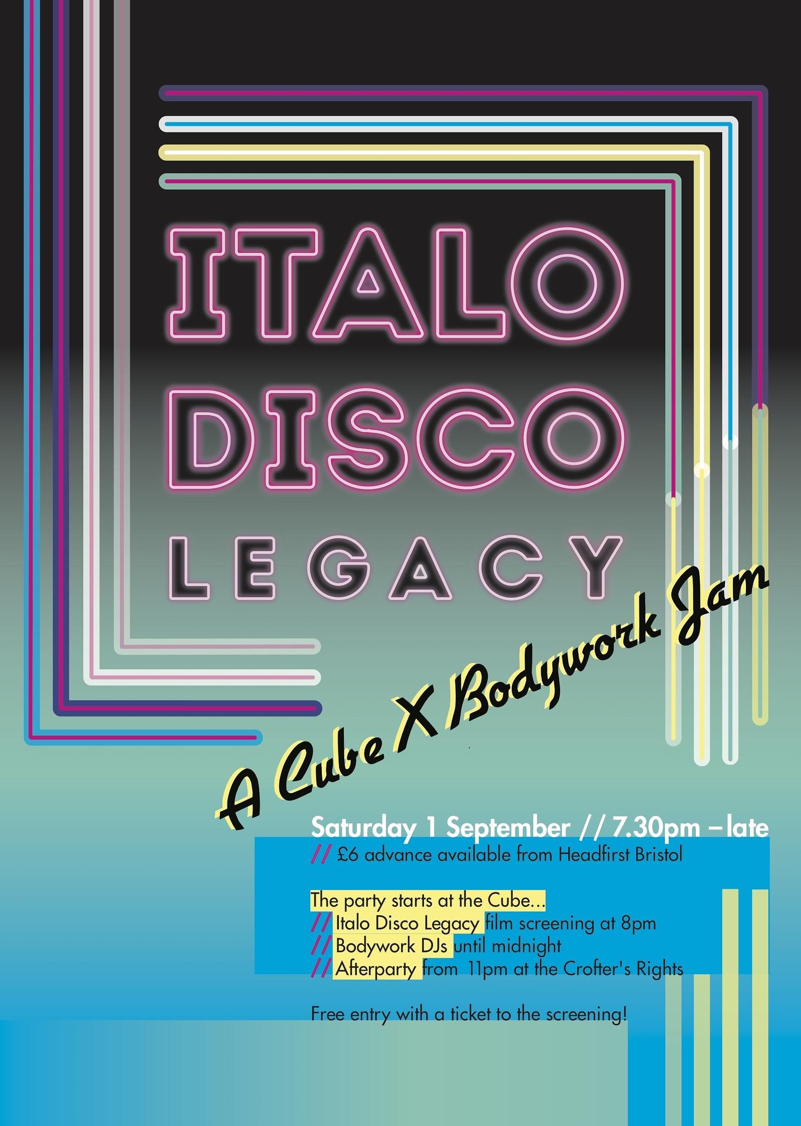 Italo disco uk