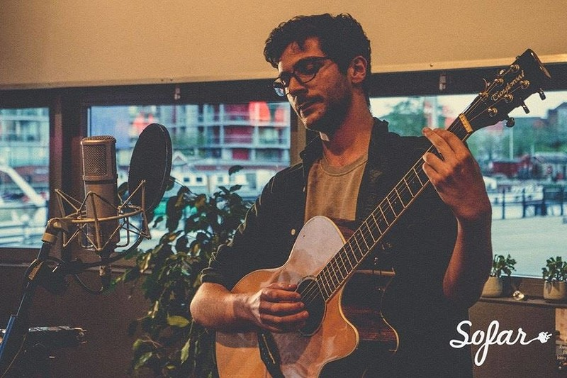 Fresh Juice: Zander Sharp + SLONK + Kate Stapley at Cafe Kino