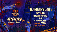 Alternate » Halloween Apocalypse 2018 in Bristol
