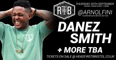 Raise the Bar | Feat. DANEZ SMITH + More tickets