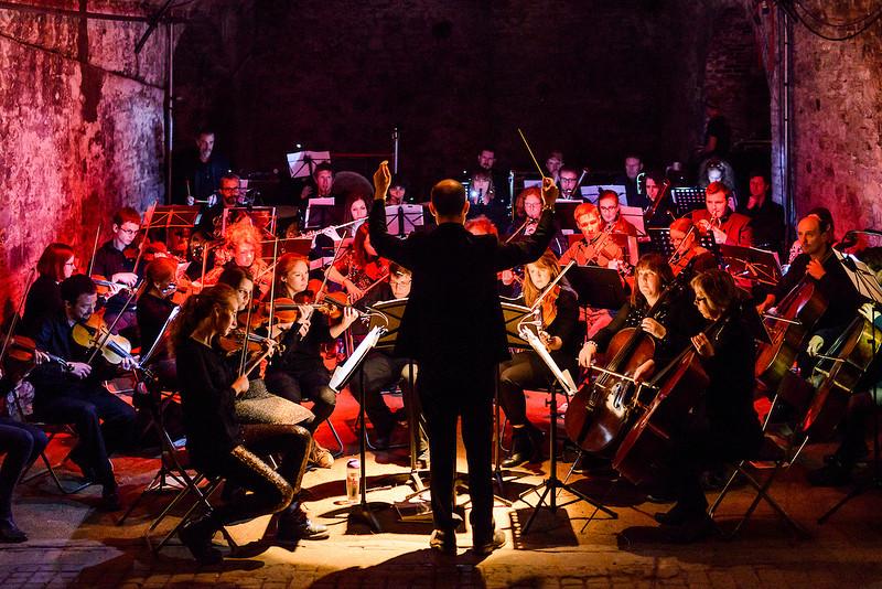 Insight Ensemble goes Under the Sea! in Bristol 2018