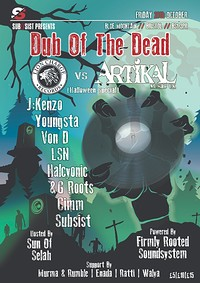Dub Of The Dead (Artikal Music vs Lion Charge) in Bristol