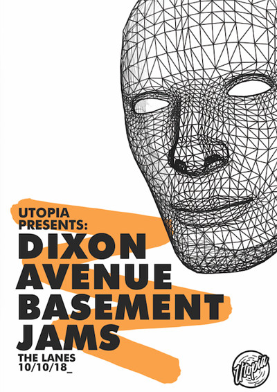 Rhythm Works Presents: Dixon Avenue Basement Jams tickets