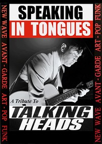 Speaking In Tongues - Talking Heads tribute in Bristol