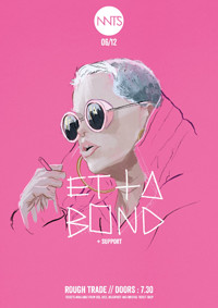 Etta Bond + Mercy's Cartel in Bristol