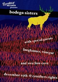 Breakfast Records presents: Bodega Sisters in Bristol