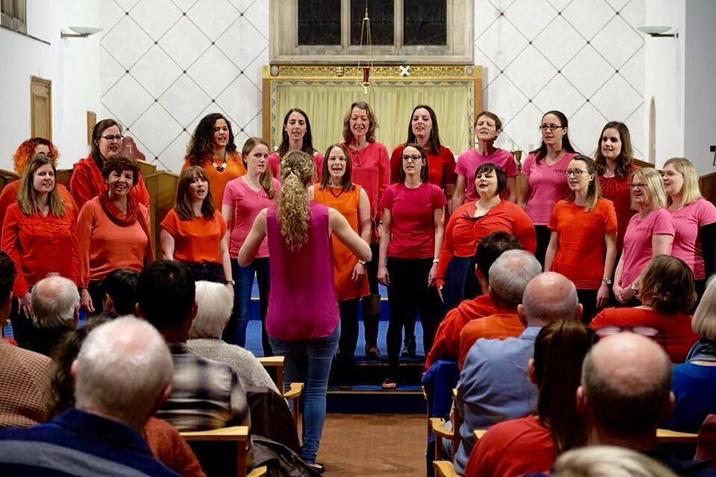 ChoirFest Charity Fundraiser in Bristol 2018