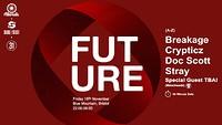 Subsist x Alternate Presents: Future in Bristol