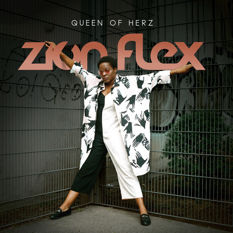 Zion Flex - Queen of Herz - EP launch at The Attic Bar
