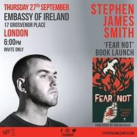 Stephen James Smith Book Tour in Bristol
