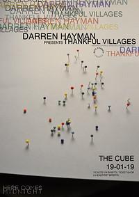 HCM// Darren Hayman: Thankful Villages in Bristol