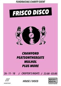 CHIX Presents: Frisco Disco in Bristol