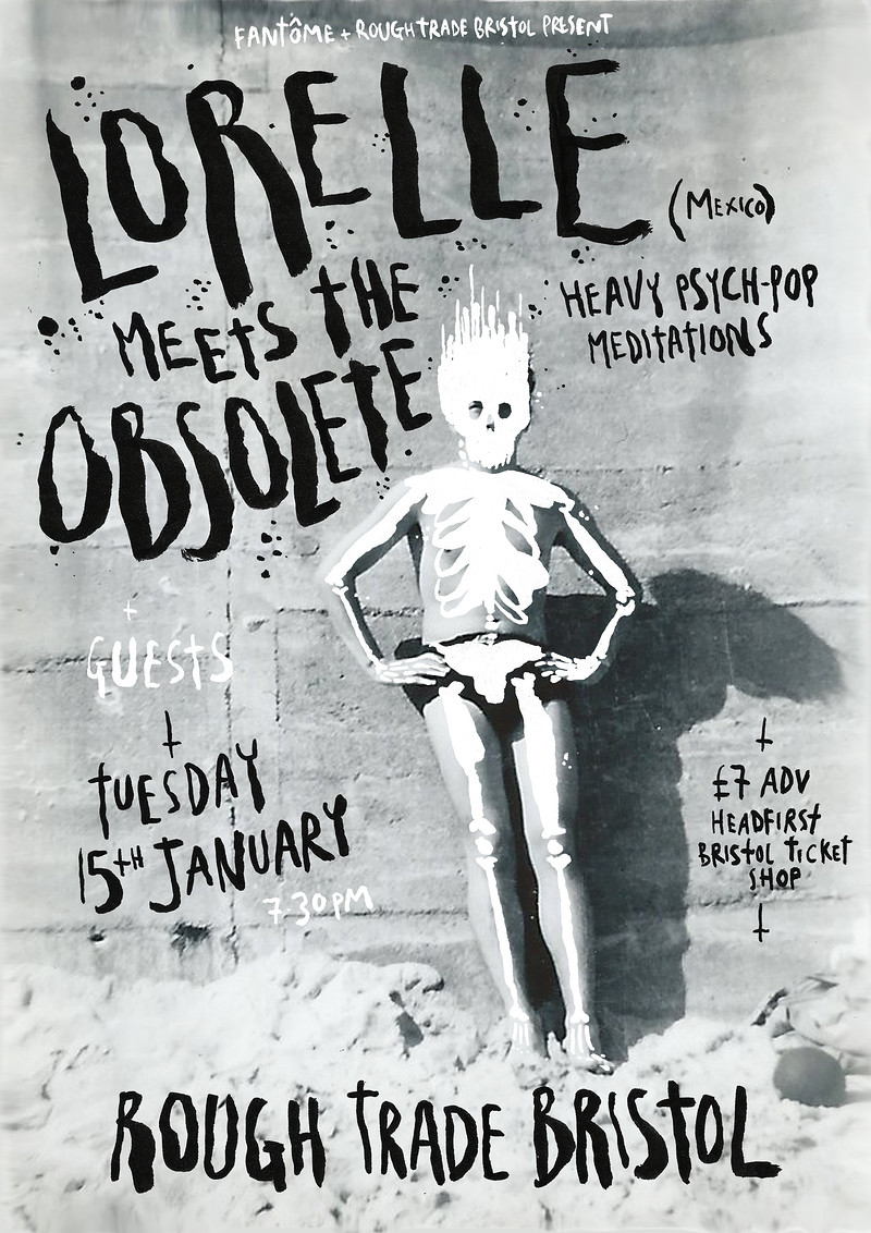 Lorelle Meets The Obsolete in Bristol 2019