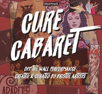Cure Cabaret in Bristol