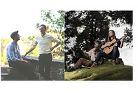 Kit Hawes & Aaron Catlow + Jacob & Drinkwater in Bristol