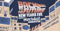 Back to the Future NYE - Bristol Bridewell Complex in Bristol
