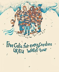 Free Cake For Every Creature & guests in Bristol