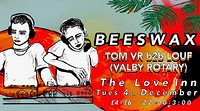 Beeswax Presents: Tom VR b2b Louf (Valby Rotary) in Bristol