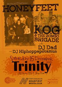 Honeyfeet | K.O.G & the Zongo Brigade in Bristol