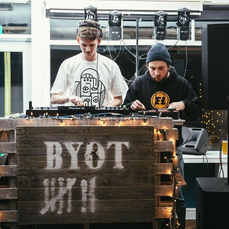 Bring Your Own Tracks 17 (Open Decks) in Bristol 2018