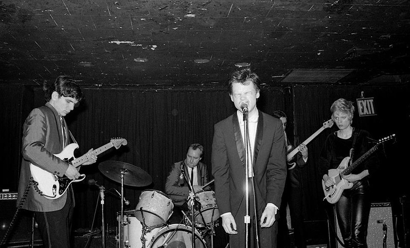 James Chance & The Contortions at The Lanes