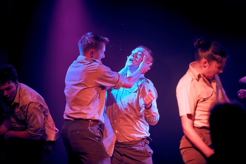Spies Like Us present 'Woyzeck'  at The Loco Klub