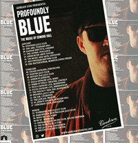 Adrian Cox presents: Profoundly Blue in Bristol