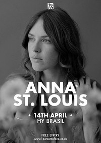 Anna St. Louis in Bristol