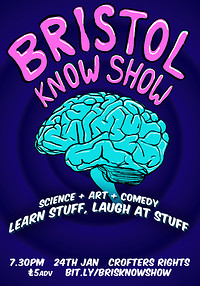 The Know Show in Bristol