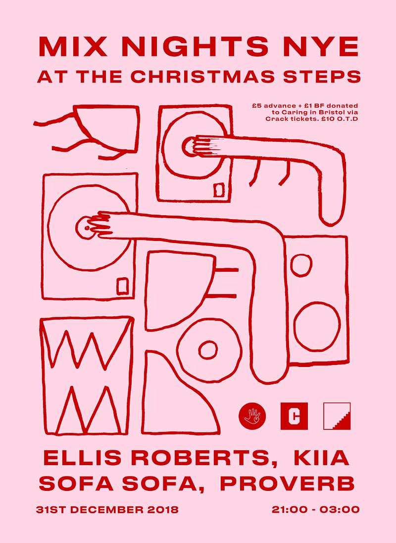 Mix Nights at The Christmas Steps