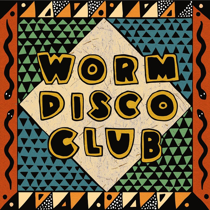 """Worm Disco Club w/Arp Frique """"Afro-Boogie Special"""" in Bristol 2019"""