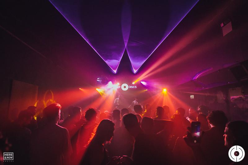 Deep Discs presents: Raphaël Top-Secret in Bristol 2019