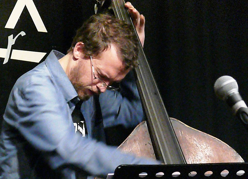 DOMINIC LASH QUARTET at Fringe Jazz