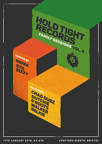 Hold Tight Family Sessions: Vol 4 in Bristol