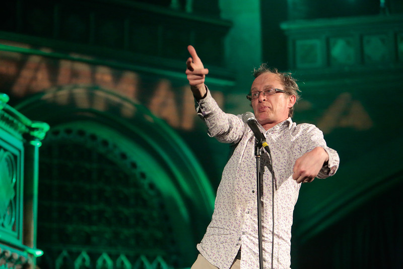 Simon Munnery: The Wreath at The Comedy Box at Hen & Chicken